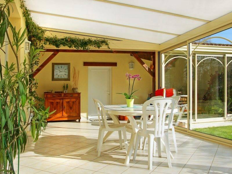 Akra Therm Confort toiture de véranda en plaques polycarbonate multiparois - Alu-Batipro